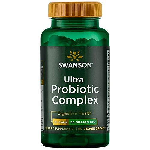 - Swanson Ultra Probiotic Complex 30 Billion Cfu 60 Veg Capsules