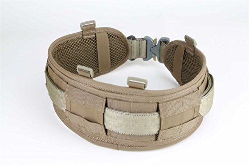 Viking Tactics Battle Belt (Brokos Belt) (Coyote, Medium) by Viking Tactics (Image #1)
