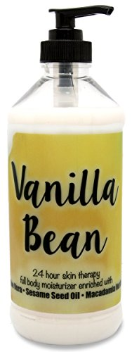 (The Lotion Company 24 Hour Skin Therapy Lotion, Vanilla Bean, 16 Ounce)