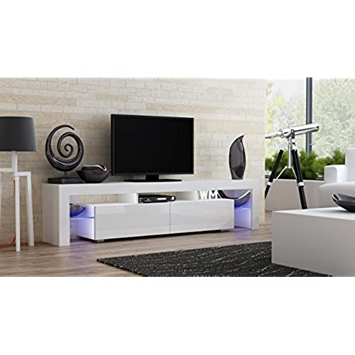 contemporary tv stands. Black Bedroom Furniture Sets. Home Design Ideas