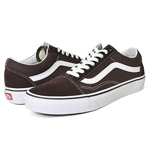 Vans Old Skool Chocolate Torte/True White (4.5 M US Big -