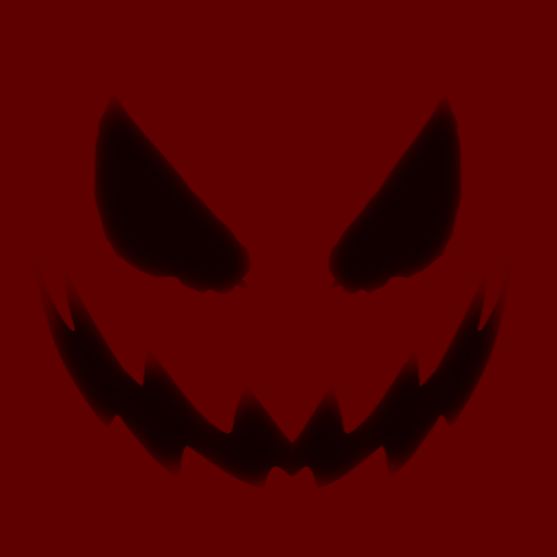 Burning Halloween Pumpkin LWP -