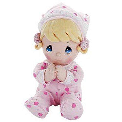 Precious Moments Prayer Pal Girl Angel Doll Plush Soft (Best Pals Rag Dolls)