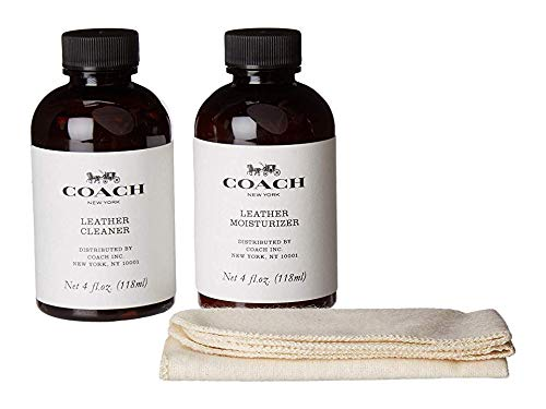COACH Unisex Product Care Set Multicolor One Size