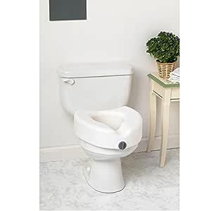 Guardian Locking Raised Toilet Seat