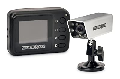 Stealth Cam Wireless Rearview Camera System from The Rear View Camera Center