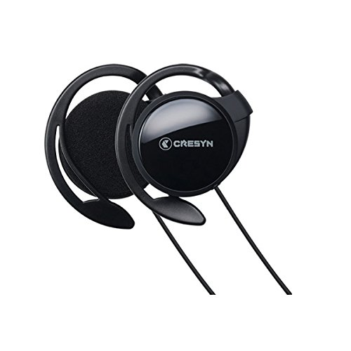 1 opinioni per C CRESYN 150 ORE NERO CUFFIE Earset ergonomic design con microfono clip