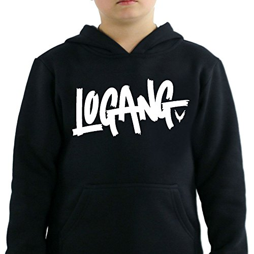 Logang Logan Paul Maverick Kids Hoodies