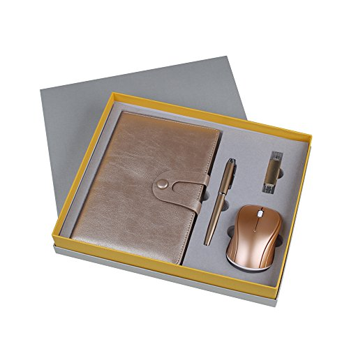 Luxury Best Professional Corporate Gift Set Office Business Gift Kit Gadgets for VIP Men (Corporate Gift Business)