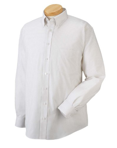 Chestnut Hill CH600 Mens Executive Performance Broadcloth