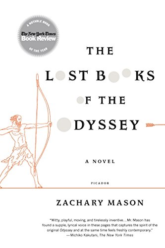 Amazon The Lost Books Of The Odyssey A Novel Ebook Zachary