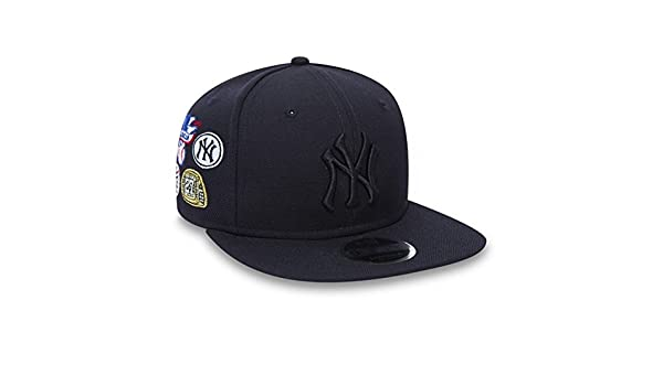 Gorra New Era - 9Fifty Mlb New York Yankees Winners Patch azul talla  M L   Amazon.es  Ropa y accesorios 0eb4aef3df3
