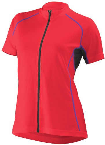 Cannondale Women's Classic Jersey, Coral, X-Small