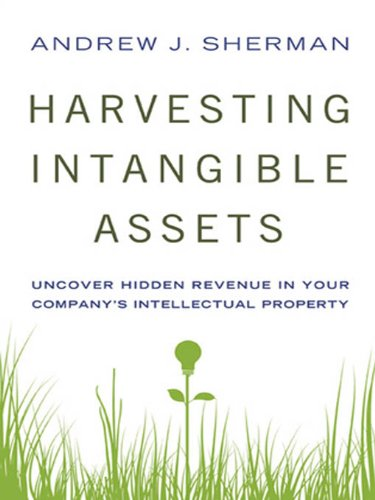 Harvesting Intangible Assets: Uncover Hidden Revenue in Your Company's Intellectual Property