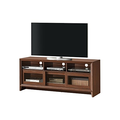 """Techni Mobili Modern TV for Up To 65"""" Stand with Storage, Hi"""