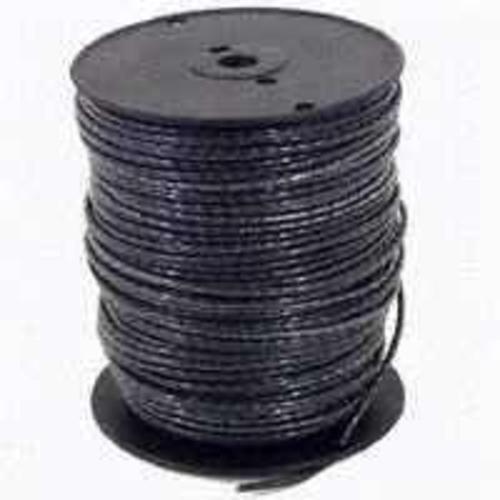 (Southwire Building Wire Stranded Copper 3 Ga, 1 Conductor 100 Amp 600 V 90 Deg C 500 ' Black)