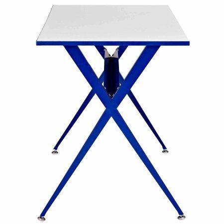 Modway Expound Desk, Blue