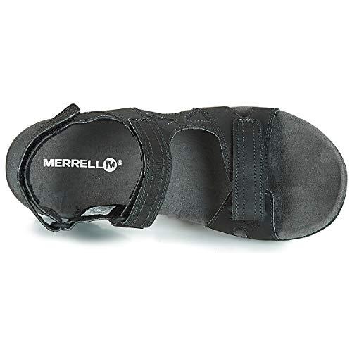 Rift Sandspur Sandal Merrell Black Strap Men tBq8OxwTw0