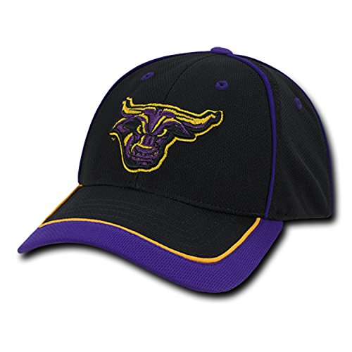 ota State Mankato Mavericks Adjustable Jersey Mesh Baseball Ball Cap Hat ()