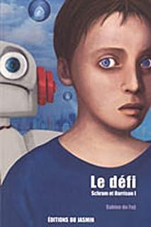 Schram et Harrison : [1] : Le défi, Du Faÿ, Sabine