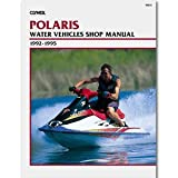 CLYMER POLARIS PERSONAL WATERCRAFT 1992-1995 ''Prod. Type: Boat Outfitting''