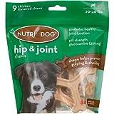 Nutri-Dog(TM) Hip and Joint Chews Medium 9ct., My Pet Supplies