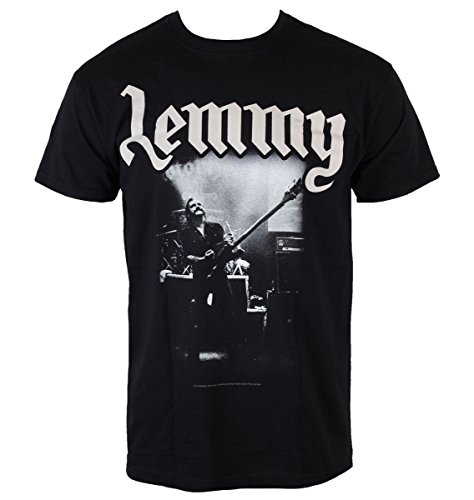 Herren T-Shirt Motörhead - Lemmy Lived To Win - ROCK OFF - MHEADTEE35MB XL