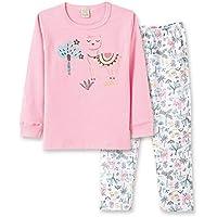 Pijama manga longa e calça Pingo Lelê Lhma
