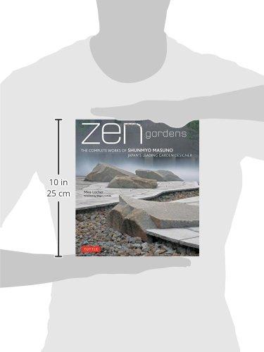 Amazon Zen Gardens The Complete Works Of Shunmyo Masuno