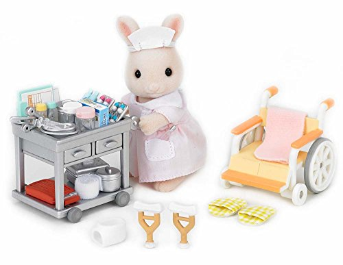 Calico Critters Country Nurse Playset