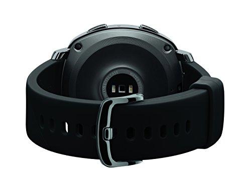 Samsung Gear Sport Smartwatch, Black (SM-R600NZKAXAR)
