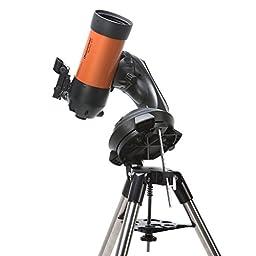Celestron NexStar 4SE Maksutov-Cassegrain Telescope & Celestron Case Bundle