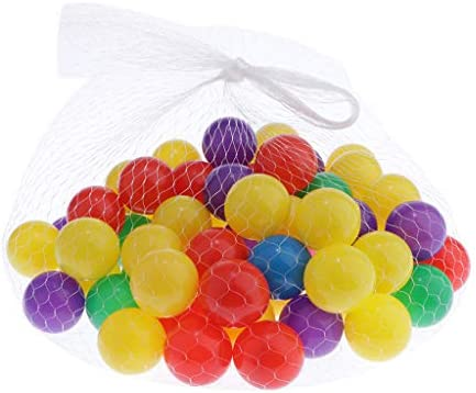 Toygogo 200 Piezas Bolas de Colores para Piscina de Bolas ...