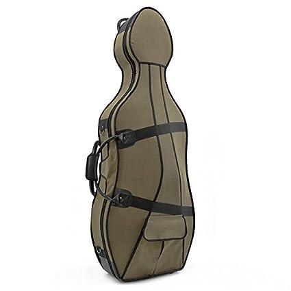 Estuche Archer para Violonchelo de 4/4 - Gear4music: Amazon ...