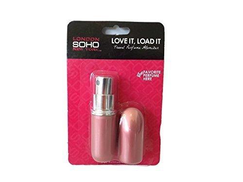 Love It, Load It Travel Perfume Atomizer London Soho New York by London SOHO New - Soho Shopping Stores New York
