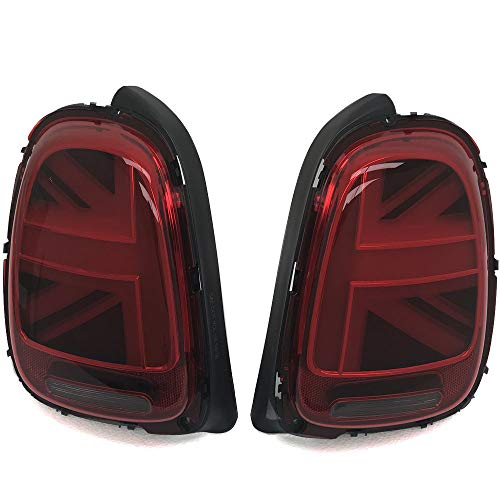 Helix Mini Cooper F55 F56 F57 LED Union Jack Taillights S-model Only