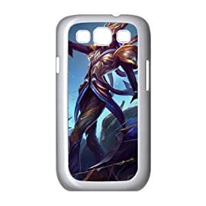 Samsung Galaxy S3 9300 Cell Phone Case White League of Legends Victorious Elise LM5655799