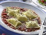 Rosina Medium Beef Raviloi Squares, 5 lb, (2 per case)