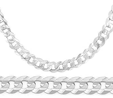 adc4894dc24 Image Unavailable. Image not available for. Color  Mens 14k Solid White  Gold Bracelet ...