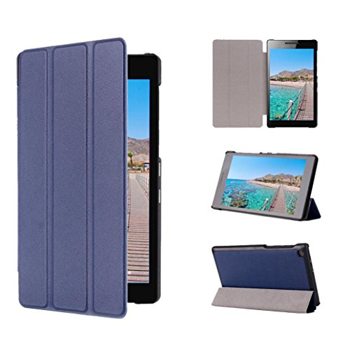 Tablet Case for Xperia Tablet Z3 (Dark Blue) - 9