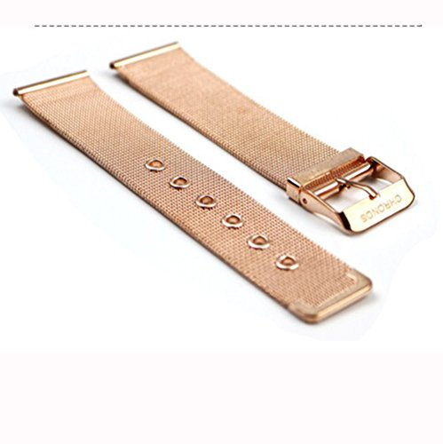 Amazon.com: Simple Women Men Quartz Watch Alloy Strap Ladies Girls Gentlemen WristWatch, Rose Gold: Watches