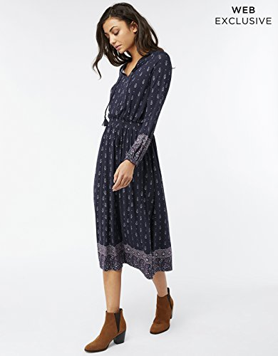 Monsoon Anya Boho Midi Dress - - Anya Dress