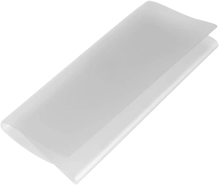 Checkbook Vinyl Protector Divider Inserts for Duplicate Checks Set of 2 by Aurya