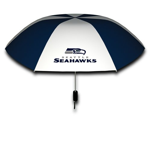 Seattle Seahawks 42-Inch Folding Umbrella
