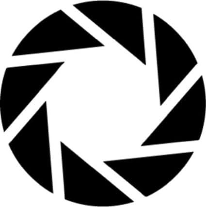 Blende Logo Portal Die Cut Vinyl Aufkleber Aufkleber Wahlen Sie