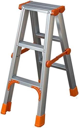 HOMRanger Taburete, Escalera Escalera Plegable de Aluminio Escalera Taburete (tamaño: # 2): Amazon.es: Hogar