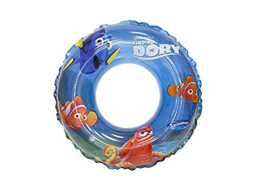 SwimWays 25254 3D Finding Dory Swim Ring by SwimWays