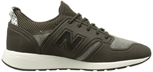 New Balance 420 Damen Sneaker Grau Military Dark Triumph Green/Bone