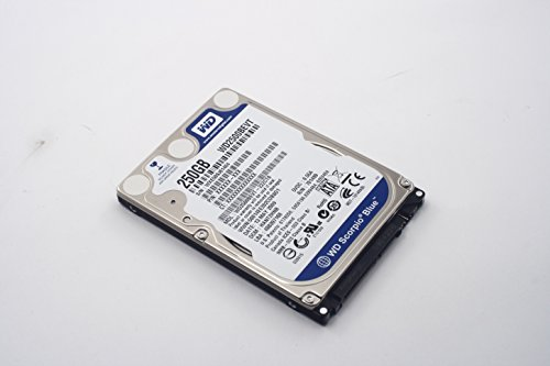 Western Digital 250GB 2.5