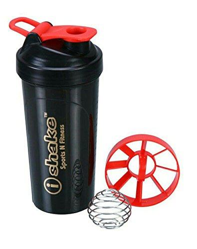 IShake Power Ball Shaker Bottle 600 ml
